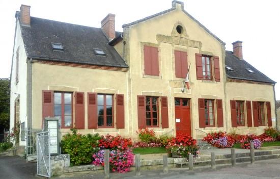 Mairie du Vilhain