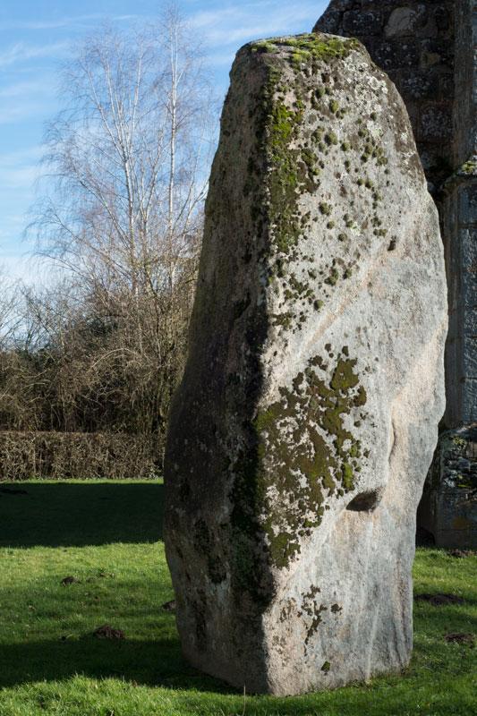 La pierre Chevriau