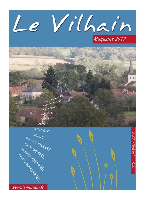 Web Magazine Le Vilhain 2018